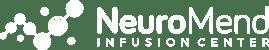 Neuro Mend Logo White